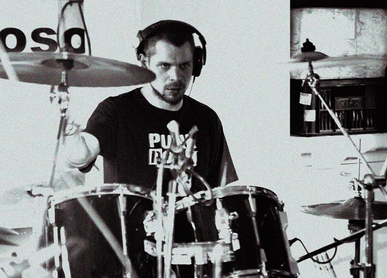 Výuka hry na bicí Jakub Štefan 1
