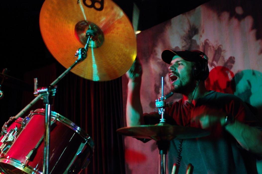 Výuka hry na bicí Jakub Štefan 2