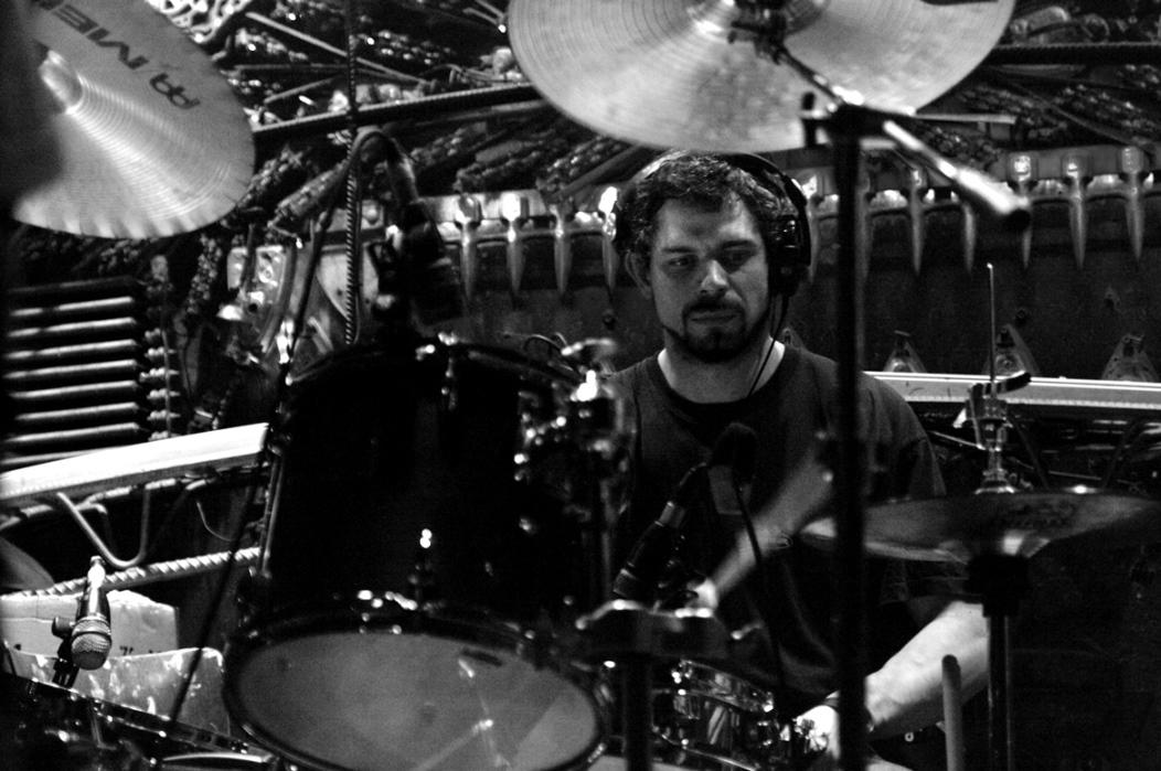 Výuka hry na bicí Jakub Štefan